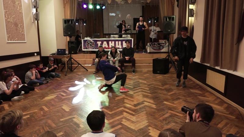 Hip-Hop Juniors' Полуфинал (part 2)
