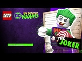 LEGO DC SUPER VILLAINS GAMEPLAY AO VIVO DIRETO DA E3