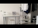 СУПЕР МИНИ квартира студия 22 кв.м. в БЕЛОМ ЦВЕТЕ / ТУР ПО КВАРТИРЕ 2018