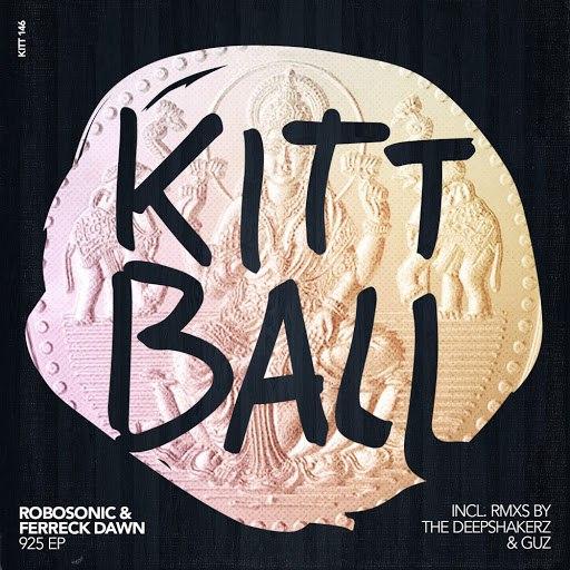 Robosonic альбом 925 EP (Incl. Rmxs by the Deepshakerz and Guz)