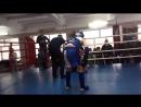 тайский боксёр