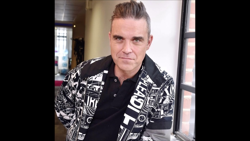 Robbie Williams - Steve Wright's Big Guests Full Interview (June 20, 2018)