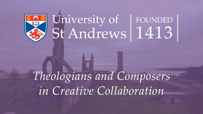 TheoArtistry Theologians and Composers in Creative Collaboration