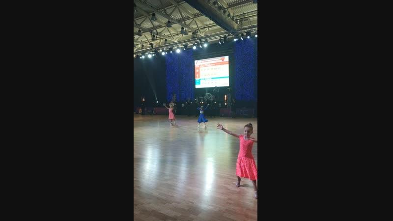 Кубок ГЖД по танцевальному спорту