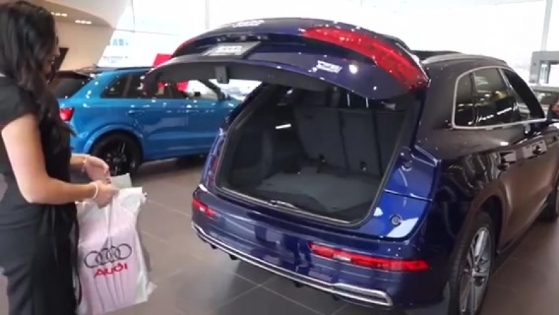 AUDI vs ВАЗ