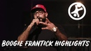 Boogie Frantick Highlights from Drop In Sessions Strife