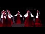 Русский народный танец в Сибири (Светодиодное шоу)
