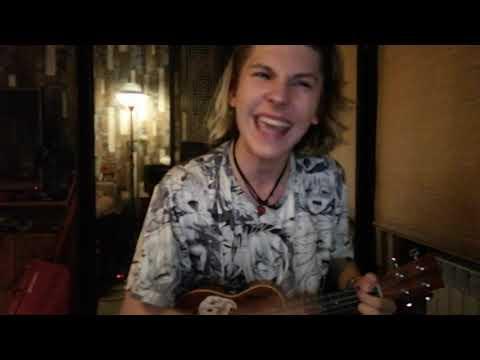 Twenty one pilots Neon Gravestones ukulele cover