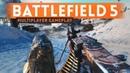 BATTLEFIELD 5 MULTIPLAYER GAMEPLAY - Fortifications & Destruction