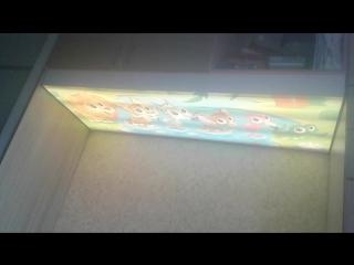Натяжной потолок в детскую. 8-930-791-43-29