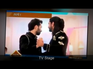 Ishqbaaz : Anika, Shivaay, Omkara's Offscreen Masti : On the set - 14 August 2017.mp4