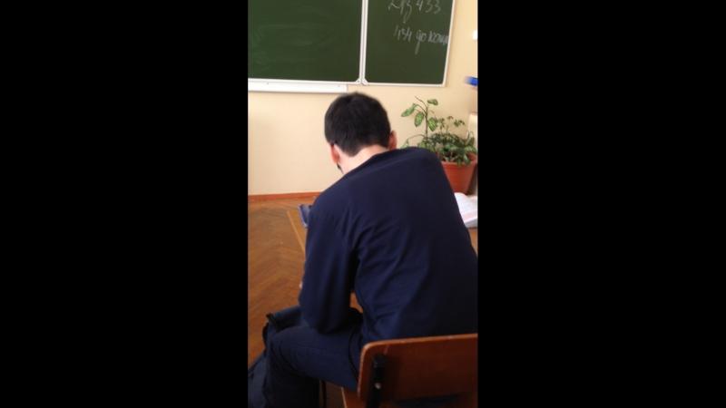 Вугар Османов — Live