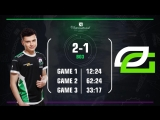 Virtus.pro 2:1 OpTic Gaming. Bo3