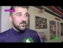 Entrevista a David Villa en Nueva York