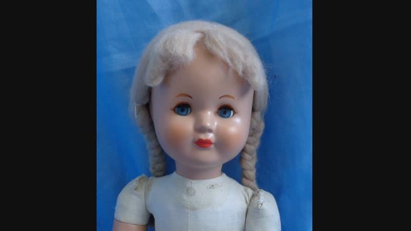Отремонтированный пищик у прессопилочной куклы.