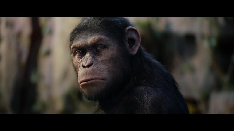 Восстание планеты обезьян - Rise of the Planet of the Apes. Трейлер. (2011)