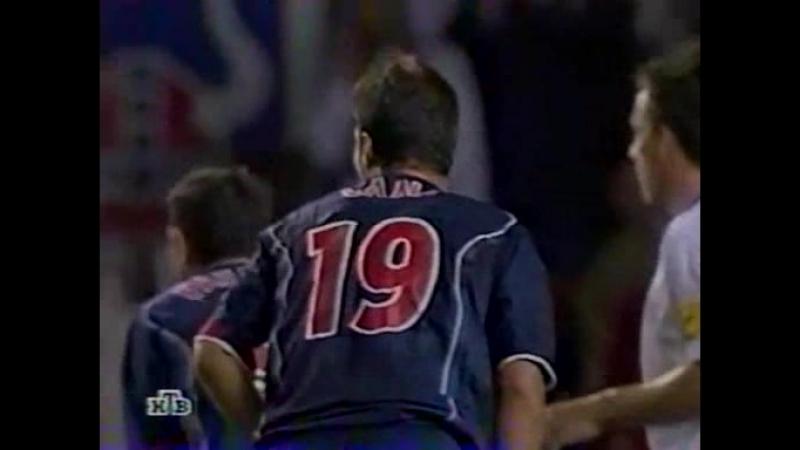 164 CL 2004 2005 Paris Saint Germain Chelsea FC 0 3 14 09 2004 HL