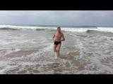 Пляжный отдых Евгения Загородюка - штурмана Барса. Африка эко Рейс 2018