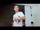 Eden Hazard with Ice Watch