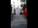 У памятника воинам 1812 14гг
