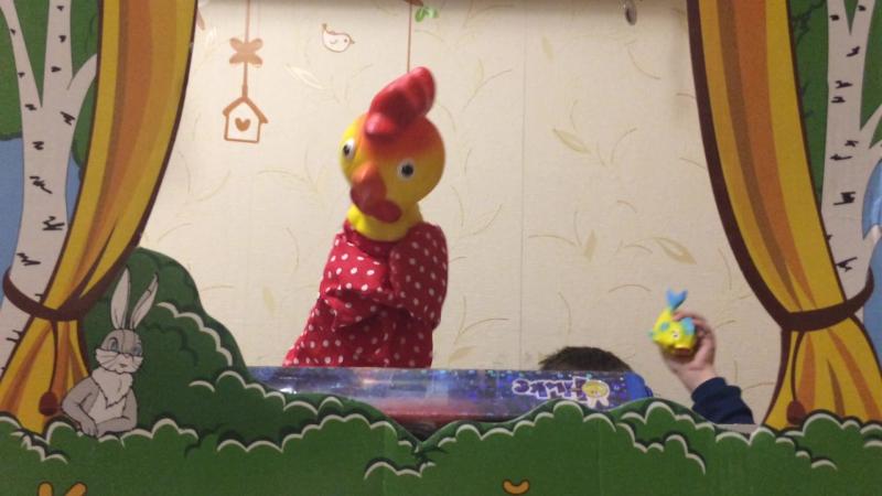Hello! I'm a cockerel. I can sing!
