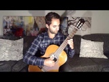 Song of Storms - The Legend of Zelda Ocarina of Time on Guitar
