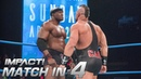 Bobby Lashley vs Brian Cage Match in 4 IMPACT Highlights Mar 29 2018