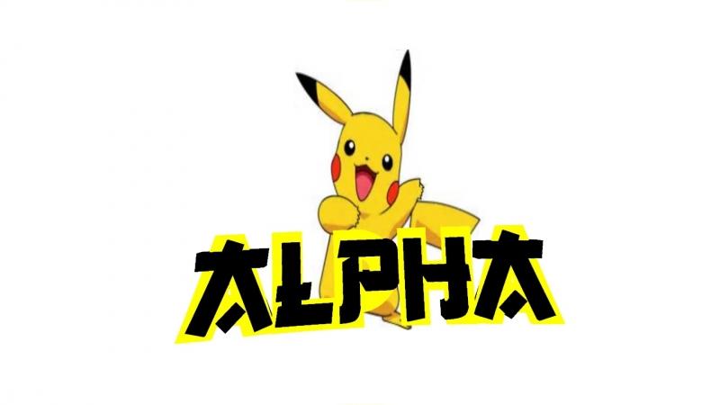 ALPHA ORIGINAL( на нахуй)