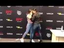 Joanna Jędrzejczyk vs. Justyna Graczyk - UFC Moscow Face-Off
