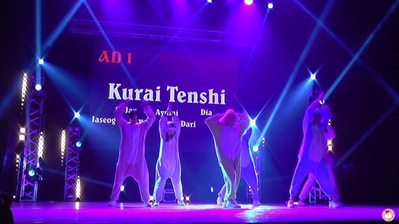 Kurai Tenshi – IKON- bling bling (Конкурс Asian dance) - Aki no Yume 2018