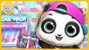 Малыш Панда Лу Игры веселые развлечения баловство и заботы с маленьким мишкой Лу на Kids PlayBox