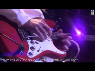 Ian Gillan Wasted Sunsets HD (from Live In Anaheim) (2012)