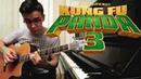 Kung Fu Panda Guitar Medley Fingerstyle Cello Ascends Hans Zimmer Music