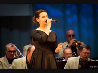 Мария коротаева и джазовый оркестр филармонии. 'it don't mean a thing (if it ain't got that swing)'