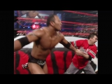 WWF Raw is War 6th August 2001 - Street Fight - The Rock vs Shane McMahon