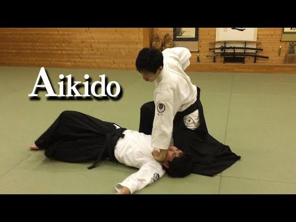 Dynamic and elegant martial arts ‐ Aikido