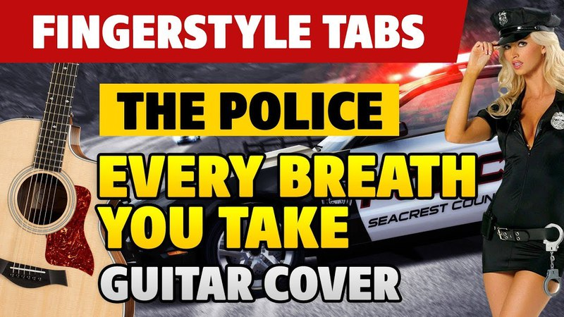 The Police – Every Breath You Take (fingerstyle guitar cover with tabs)