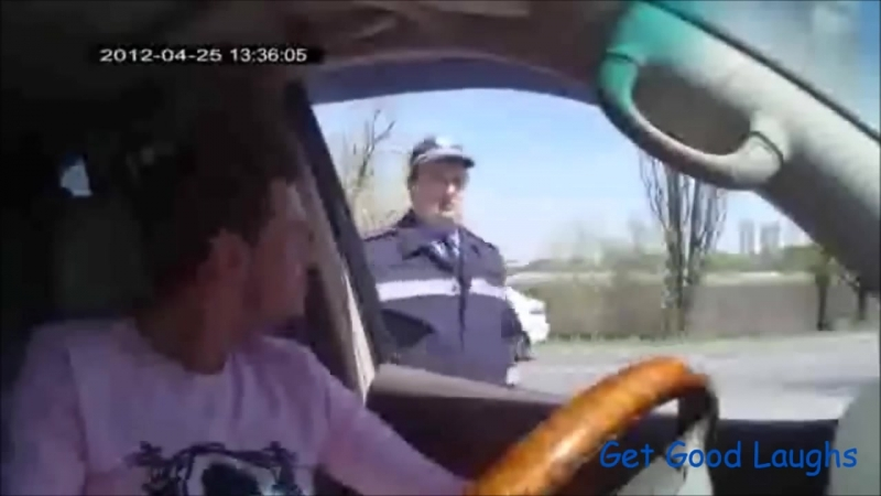 Do You Speak English_ -Yes_ Sure. Tricking Car Polices In Ukraine _ Funny Video