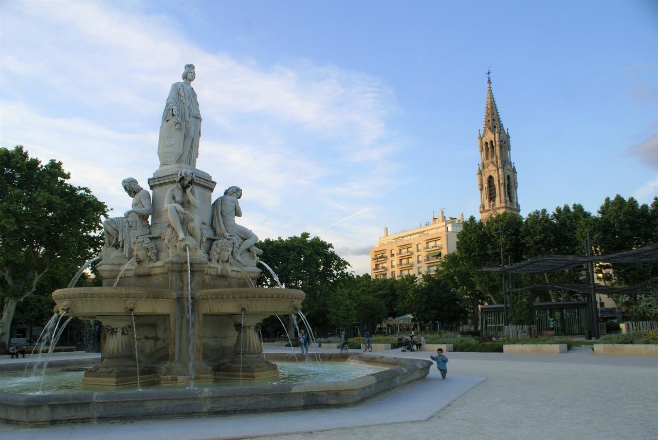Ним - самый римский город Франции