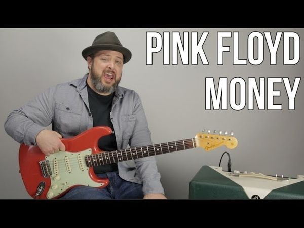 How to Play Money by Pink Floyd - Guitar Lesson and Bass