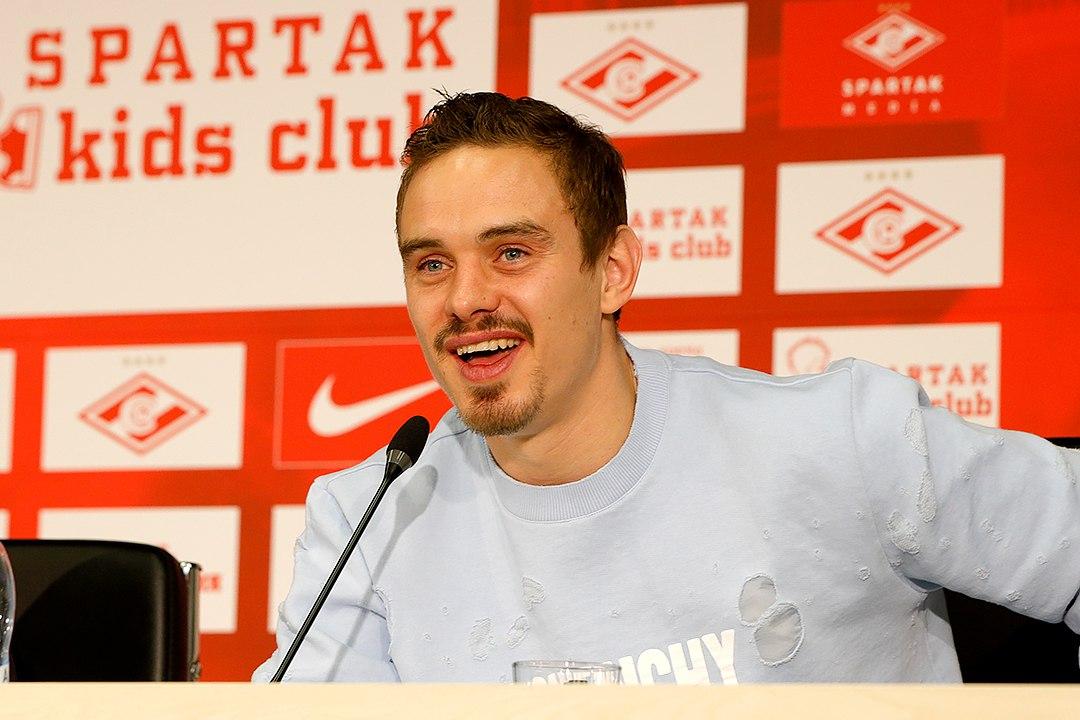 «Спартак» провел детскую пресс-конференцию в рамках SPARTAK kids (Видео)