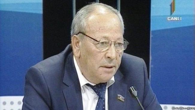 Депутат Астан Шахвердиев