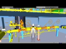 Блок аминовой очистки высокосернистого газа Autodesk Navisworks Manage 2018