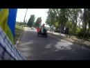 Жосткая Покатуха на 9 мая Малая Белозерка Михайловка Днепрорудний