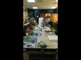 Мастер-класс по живописи от Art club Monet!