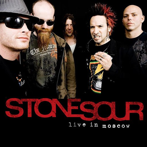 Stone Sour альбом Come What[ever] May - Live In Moscow