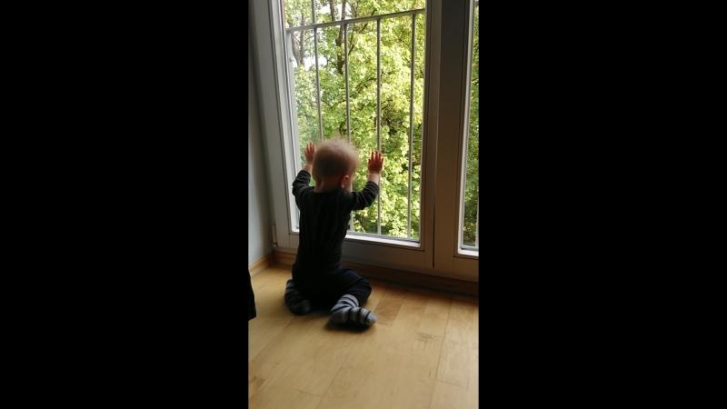 Взаимодействие с окном