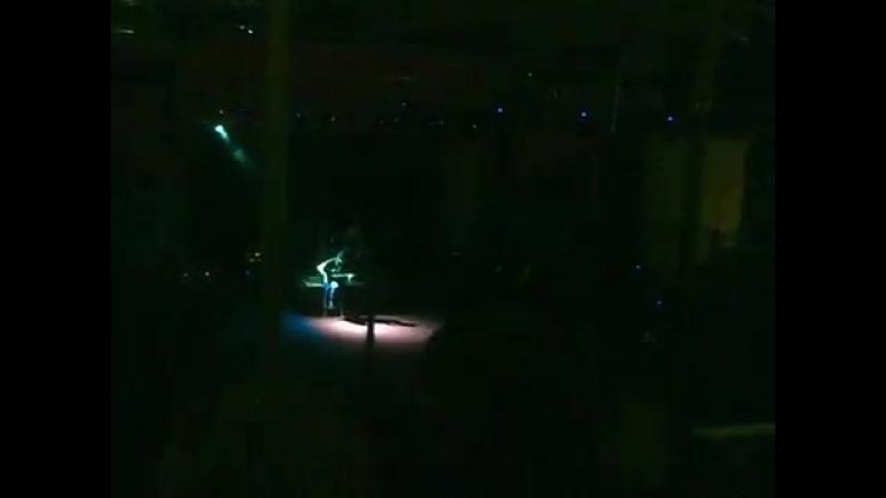 В. Долгин. Начало Танго. Концерт Валерия Леонтьева в Черкесске 22.09.2018