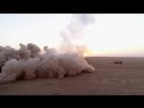 Силы международной коалиции продолжают наносить артиллерийские удары по объектам ИГИЛ.