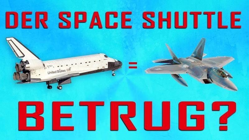 Der Space Shuttle Betrug und die flache Erde